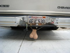 truck testicles