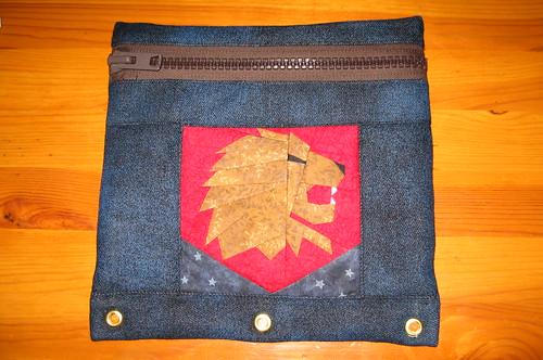 Gryffindor pencil bag