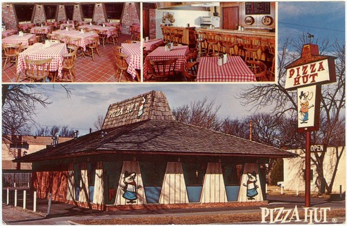 '60s Pizza Hut