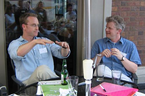 Bob and Jeff