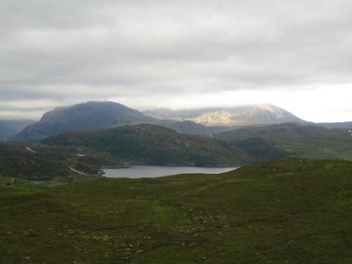 Quinag, Scotland