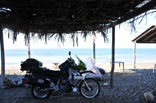 KLR 650 Bike Trip Mexico 43