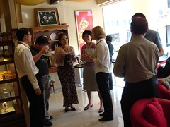 Rendevous Networking Chapter @ Caffe Pralet - 2