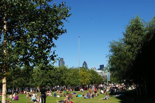 Tate Modern Green