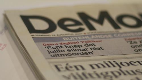 Buitenland over België in DeMorgen
