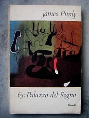 James Purdy, Palazzo del Sogno; Einaudi 1960