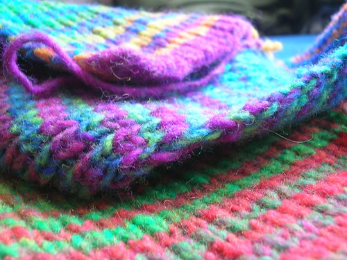 Noro Scarf Close-Up