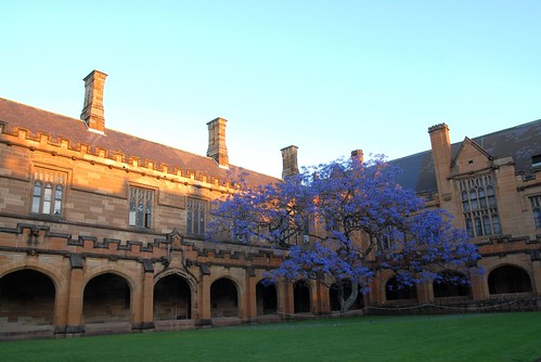 Sydney Uni Great Hall