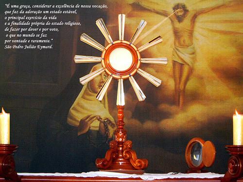 Jesus Eucaristico por Natalino Ueda.