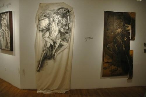 Judith Supine & Gaia