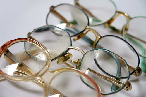 Foto Petites lunettes by hellgy - flickr