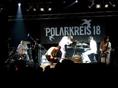 POLARKREIS 18 @ MELT!-Festival 2007