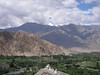 View from Phyang gonpa, Ladakh