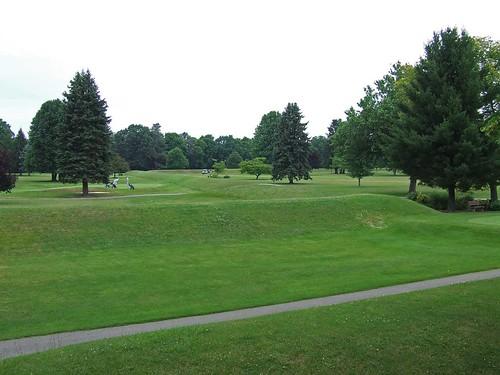 Octagon Mound, Newark, Ohio