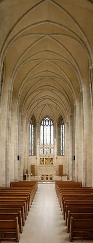 Trinity College Church - UT
