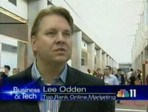 Lee Odden on NBC11