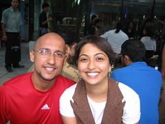 Rishi and Me