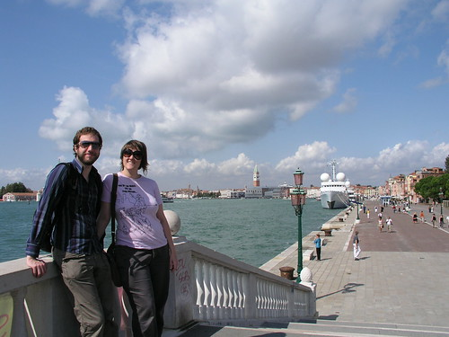 Near the Giardini, Venice