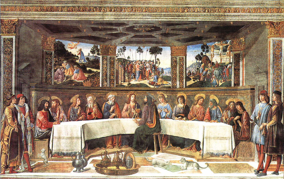 5188690269 1fd8806d5e b Sistine Chapel   Incredible Christian art walk through