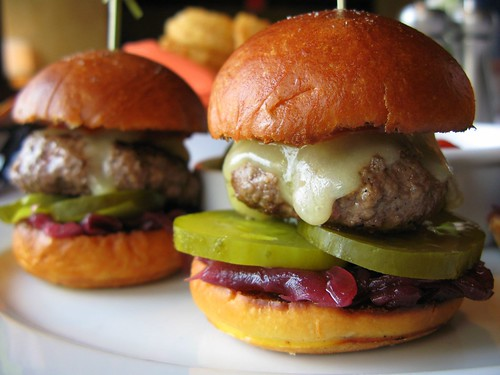 Porter House Sliders