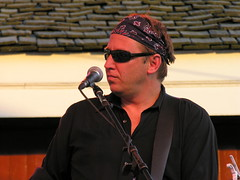 Rob Gjersoe on bass