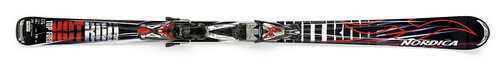 Nordica, Hotrod, Top Fuel, XBS Alu, Skis, 2008