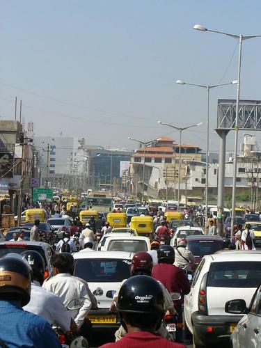 Peak Traffic