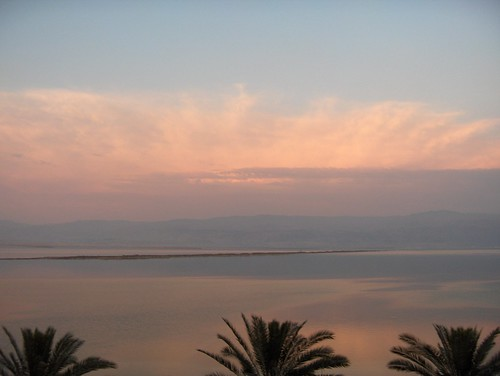 Marvellous Clouds - Dead Sea