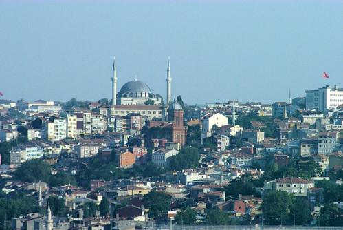 golden gorn scene, istanbul, pentax k10d