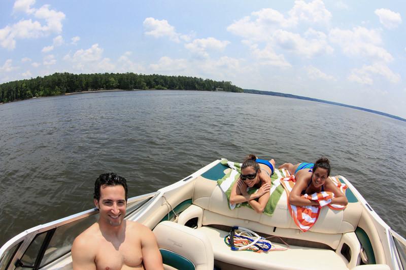 Lake Loungers