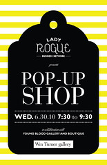 LRBN Pop Up Shop