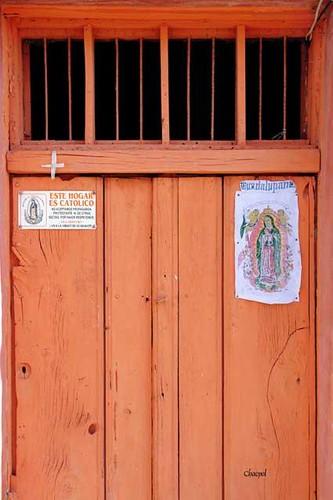 Chacpol: este hogar es catolico