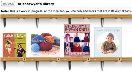 Ravelry Library