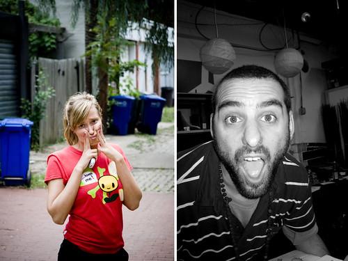 Volanni Duo. Michael & Caryn