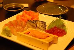Japanese food in SH