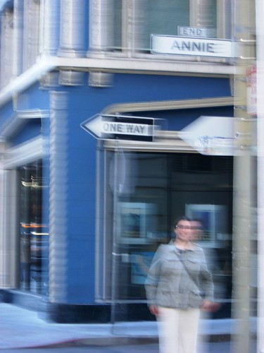Annie Street!