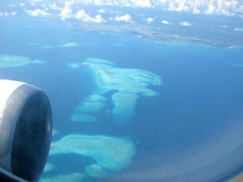 approaching Tanzania