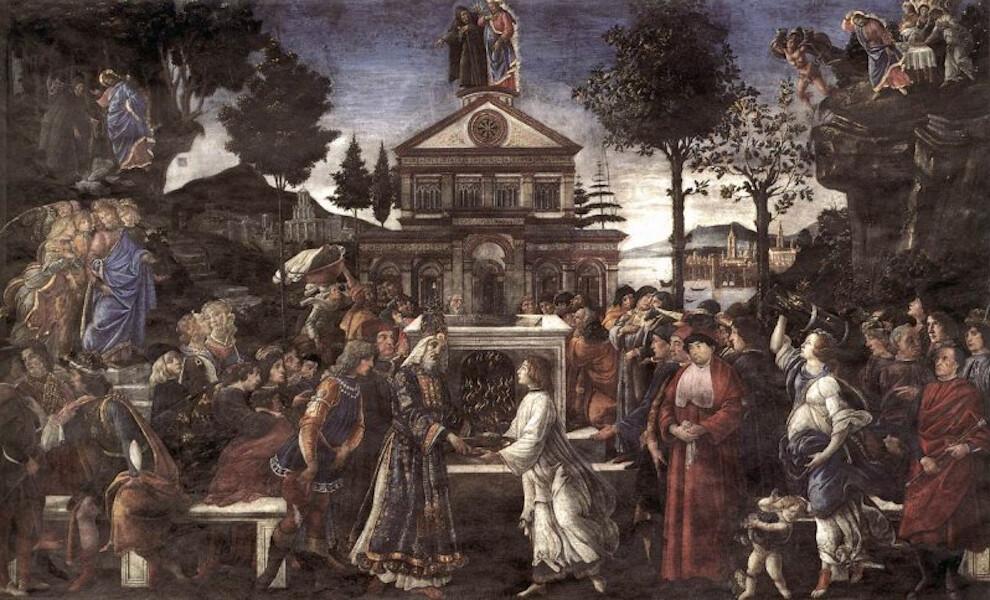 5188689323 de6d7be525 b Sistine Chapel   Incredible Christian art walk through