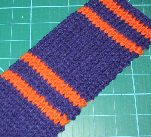 Lumos Craft -Scarf In Progress
