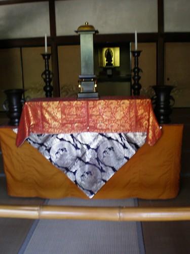 Altar Ryoanji