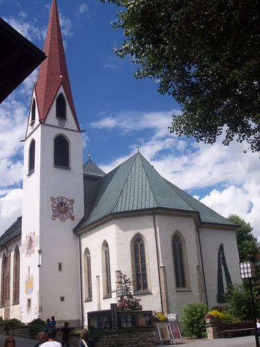Chiesa a Seefeld in Tirol