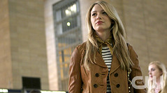 Serena van der Woodsen CW Gossip Girl TV Show Grand Central