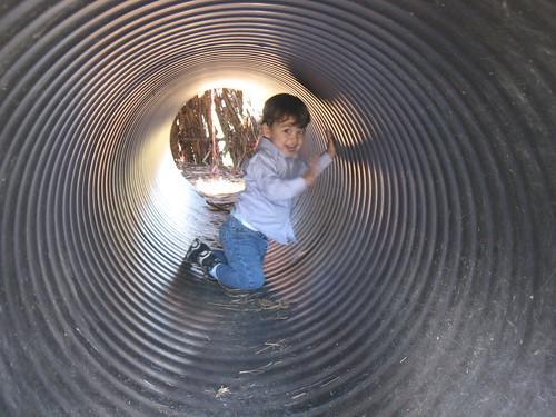 sneads - tunnel fun