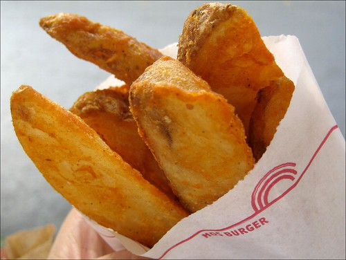 mos burger potato wedges