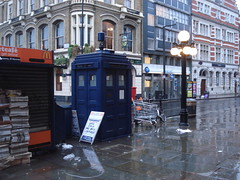 The Earls Court Tardis