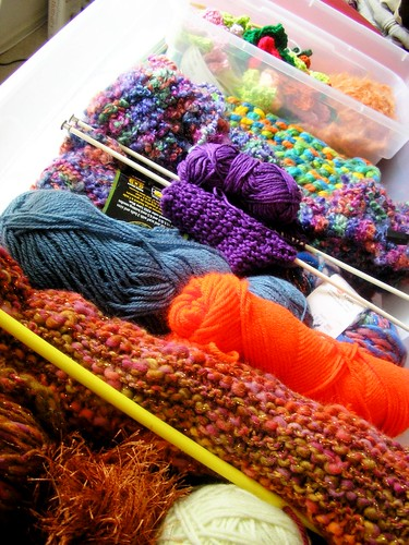 Assorted Yarns