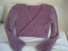 ballet sweater by kris percival