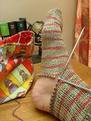 Mom's Guilt Socks 004