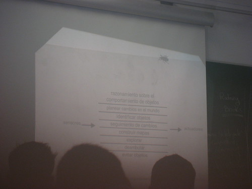 Bug in the class projector