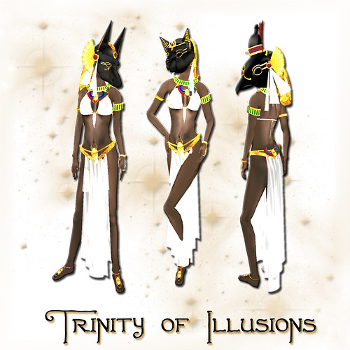 trinity of illusions